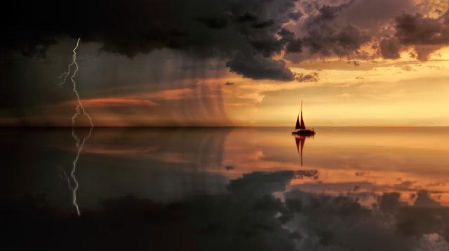Trouver le calme intérieur: comment être en paix au milieu du chaos.