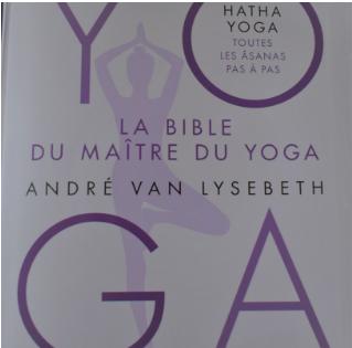 La bible du maître du yoga de André Van Lysebeth