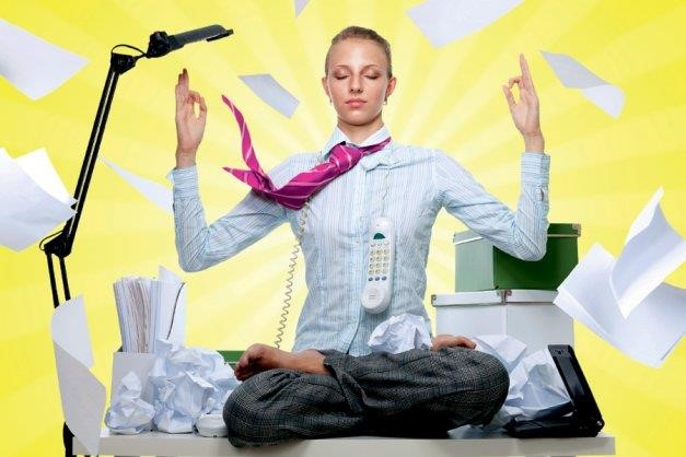 Méditer au travail pour un esprit zen et productif