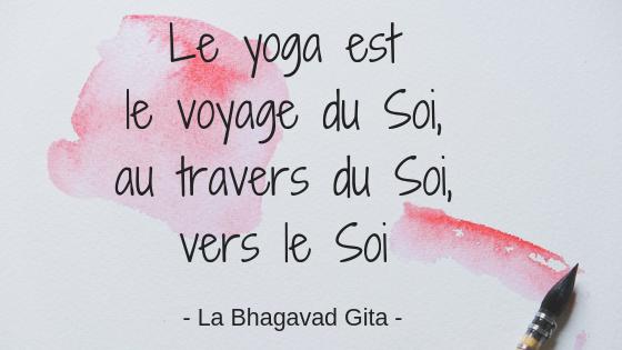 4 leçons du yoga qui m'ont changé la vie